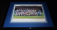 1984 American League AL All Star Team Framed 11x14 Photo Display