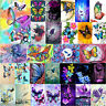 5D DIY Full Drill Diamond Painting Butterfly Embroidery Mosaic Craft Decor Kits