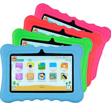 XGODY 7 INCH HD 16G Android 8.1 Kids Tablet PC Quad-core Dual Camera Bundle Case