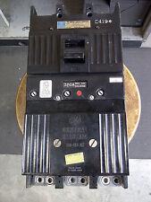 General Electric TB43200-AF14 Tri-Break Circuit Breaker Used & tested. 200A 600V