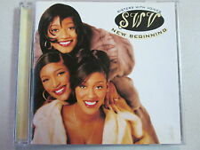 SWV SISTERS WITH VOICES NEW BEGINNING 1996 PROMO CD FEMALE R&B SOUL POP GOSPEL