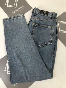 H&M Divided High Waisted Mom Jeans - Size 8