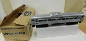 LIONEL 'O' 383130400 B&O BUDD CAR (POWERED)