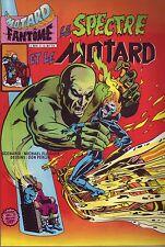 Le Motard Fantôme N°6 - Le Spectre et le Motard - Arédit-Marvel - 1983 - BE
