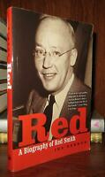 Berkow, Ira RED A Biography of Red Smith 1st Edition Thus 1st Printing