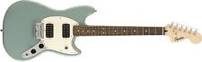 Squier by Fender Bullet Mustang, 2 Humbuckers, Sonic Grey Electric Guitar