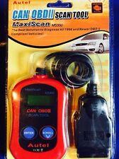 New MS300 OBD2 OBDII Code Reader Car Diagnostic Scanner Scan Tool