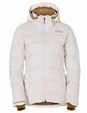 ODLO Damen Skijacke Daunenjacke Cocoon Winterjacke weiß insulated
