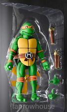 """NECA TMNT MICHAELANGELO 7"""" Figure Teenage Mutant Ninja Turtles Target SHIPS FAST"""