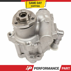Power Steering Pump 84-93 Volkswagen Jetta Cabriolet Golf Passat 21-5700