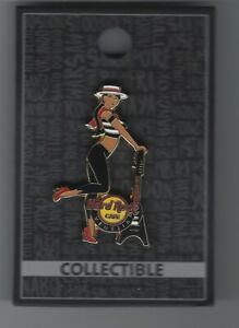 HARD ROCK CAFE VENEZIA GONDOLIER GIRL PIN