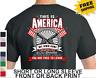 Patriotic America We Own Guns Love Freedom Mens Short Or Long Sleeve T Shirt