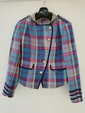Ness Ladies 100% Wool Jacket Size S Small 10 UK Womens Top Coat Blazer