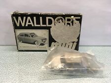 Diecast Walldorf Model International No.124016 Ford Taunus Unbuilt in Box