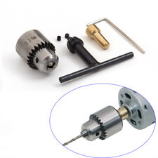 Electric Drill Chuck 0.3-4mm Jt0 Taper Mounted With 3.17mm Motor Shaft Mount