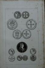 Benjamin Fillon Considérations sur les monnaies de France 1851 numismatique