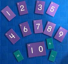 Number And Symbol Tiles: Set Of 14 Foam Tiles: 176146: Go Math