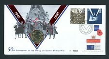 1995  Peace    PNC Cover   £2 Coin/Stamp     (D1019)