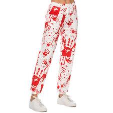 Women's Print Leggings Yoga Pants High Waist Running Gym Trousers Workout AA