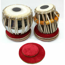 More details for tabla set junior 1/2 size professional tabla with gig bag , ring set and covers