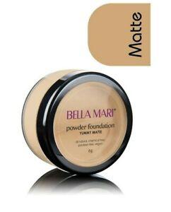 2 pack Bella Mari Powder Foundation Yummy Matte .20 oz Brand New like Mary Kay!