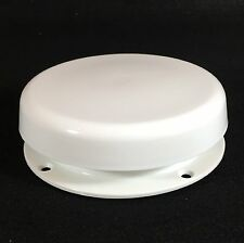 Mushroom Roof - Attic Vent Used On Keystone/Thor RV Trailers White