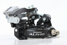 Shimano Bike MTB Alivio Front Derailleur FD-M412 31.8/34.9mm Top Swing