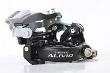 SHIMANO MTB Bike Alivio Front Derailleur FD-M412 31.8/34.9mm Top Swing