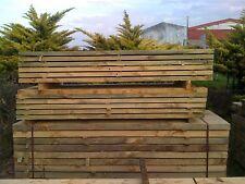 Treated pine sleeper 200X75X2.4 - 1st Grade H4