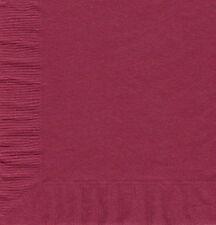 PALM TREE LOGO 50 Personalized printed DINNER HAND TOWEL FOLD napkins