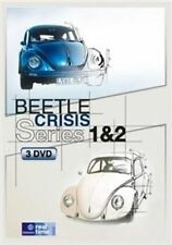 BEETLE CRISIS Series 1 & 2  DVD - VW - Volkswagen - 3 Disc set - REG 2 ( NEW )