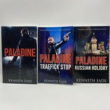 Paladine Political Thriller Series ~ Volumes 1, 2 & 3 by Kenneth Eade