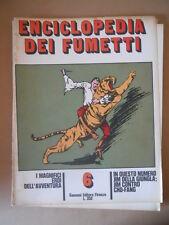 Enciclopedia dei Fumetti Fascicolo 6 ed. Sansoni JIM DELLA GIUNGLA [G757] BUONO