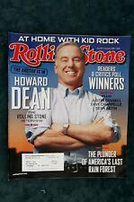 Rolling Stone Magazine - Howard Dean #941 February 5, 2004