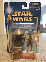 STAR WARS SAGA Collection Figurine TEEMTO PAGALIES