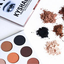 1 PCS Eyeshadow Creme 9 Color Earth Shadow Palette Beauty Cosmetics PK