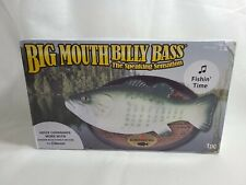 Big Mouth Billy Bass New 445076 with Alexa Works with Echo Devices. Fast 🚢.