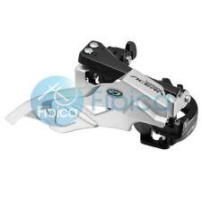 New Shimano Acera FD-M390 Triple Front Derailleur Top pull 31.8/34.9