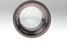 Meyer Optik Görlitz Diaplan 1:3,5 / 140 mm  No. 189808