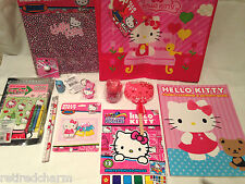 ❤️HELLO KITTY LOT 😺 Christmas 🎄 Stocking Stuffers Party Favors NEW Gifts #17❤️