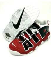 Nike Air More Uptempo Chicago Bulls Hoops Pack GS Deadstock Size 6Y