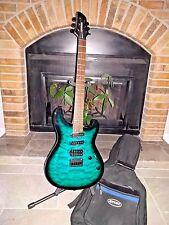 Fernandes DRAGONFLY Rare Electric Guitar W/ Excel Soft Padded Gig BAG Strat typ