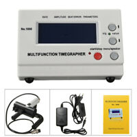 No.1000 Watch Timing Machine Timegrapher for Watch Makers Repairers