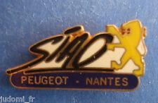Pin's pin PEUGEOT SIAO NANTES (ref H34)