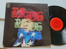 THE ELECTRIC FLAG - An American Music Band 1968 BUDDY MILES Blues Jazz Rock LP