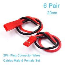 5 Paires 5Pin étanche IP65 connecteur 0.2 mm Mâle /& Femelle Câble Noir 22AWG
