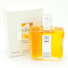 Vintage Caron Infini parfum de Toilette 2 oz rare