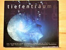 The Norwegian Wind Ensemble - Steffen Schorn - Tiefenträume