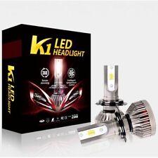 Car H1 Canbus LED Lamp Headlight Kit Cool 6000K White 26W 4000LM Beam Bulbs 2pcs