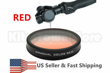 PGY Red Graduated Filter Color Camera Lens for DJI OSMO & Inspire 1 OEM